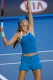 Slovakian tennis player Daniela Hantuchova royalty free stock photos