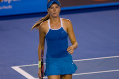 Slovakian tennis player Daniela Hantuchova Stock Photography