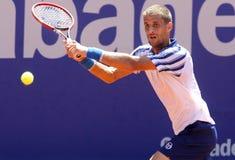 Slovakian tennis player Martin Klizan Royalty Free Stock Photos
