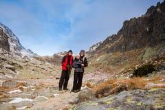 Slovakian Velicka Dolina Tatry mountains Stock Photo