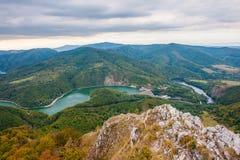 Slovakiskt landskap Arkivbilder