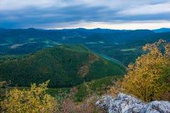 Slovakiskt landskap Fotografering för Bildbyråer