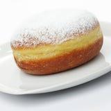 Sloveense doughnut Royalty-vrije Stock Fotografie