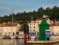 Sloveense republiek royalty-vrije stock fotografie