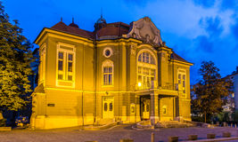 Slovene National Theatre Ljubljanska Drama Royalty Free Stock Photography