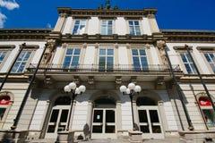 Slovene National Theatre, Maribor Royalty Free Stock Photos