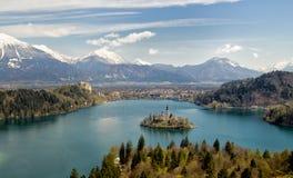 Slovenia Fotografia Royalty Free