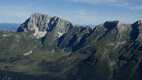 In the Slovenia Alps Royalty Free Stock Image