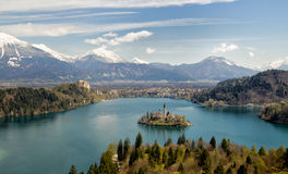 Slovenia Royalty Free Stock Photography
