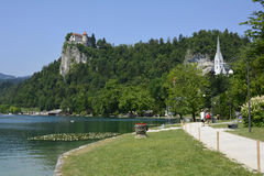 Slovenia, Bled Royalty Free Stock Photography