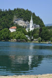 Slovenia, Bled Royalty Free Stock Images
