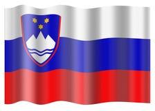 Slovenia Flag Stock Photos
