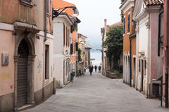 Slovenia, Koper old town Stock Photography