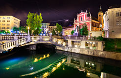 Slovenia Ljubljana Royalty Free Stock Photography
