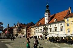 Slovenia - marburg - maribor Stock Photo