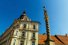 Slovenia - marburg - maribor Royalty Free Stock Images