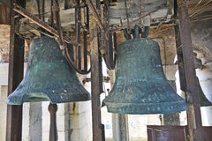 Slovenia, Piran, bell Royalty Free Stock Photo