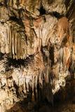 Slovenian пещеры Postojna: Postojnska jama; Итальянский стоковые фотографии rf
