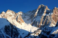 Slovenian Alps Stock Images