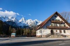 Slovenian Alps Stock Photography