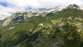 Slovenian Alps Royalty Free Stock Photos