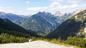 Slovenian Alps Royalty Free Stock Images