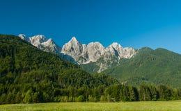 Slovenian alps Stock Photos