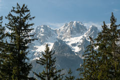 Slovenian Alps Royalty Free Stock Photos