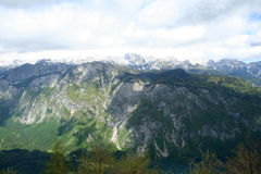 Slovenian Alps Royalty Free Stock Photo