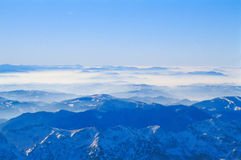 Slovenian_alps1 Imagenes de archivo