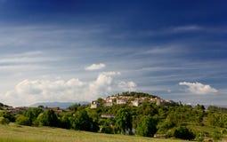 Slovenian Karst Landscape Stock Photo