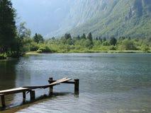 Slovenian landscape Royalty Free Stock Image