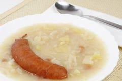 slovenian traditionellt för mat royaltyfria bilder