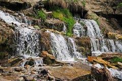 Slovenian water springs in Izborsk Royalty Free Stock Image
