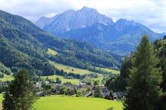 Slovenien góry Obrazy Royalty Free