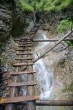 Slovensky raj , Slovakia Royalty Free Stock Images
