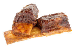 Slow Cooked Beef Short Ribs Royalty Free Stock Photo