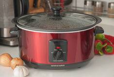 Slow Cooker Stock Photography