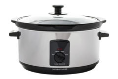 Free Slow Cooker Isolated Royalty Free Stock Photo - 64382725