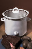 Slow Cooker royalty free stock photography