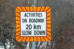 Slow down Fotos de Stock