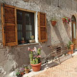 Slow living, Tuscany Royalty Free Stock Images