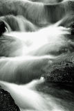 Slow motion blur waterfall Stock Photos
