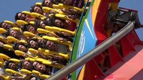 Slow Motion Roller Coaster