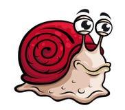 Slow snail Royalty Free Stock Photo
