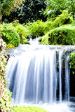 Slow water fall Royalty Free Stock Images