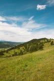 Slowaaks landschap Royalty-vrije Stock Afbeeldingen
