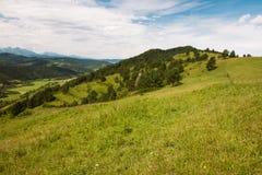 Slowaaks landschap Stock Afbeeldingen