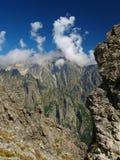 Slowaakse Tatras royalty-vrije stock afbeeldingen