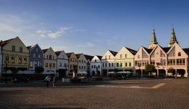 Slowakei, Å-½ ilina alter Stadtplatz Lizenzfreies Stockfoto